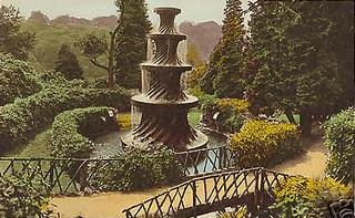 The Corkscrew Fountain