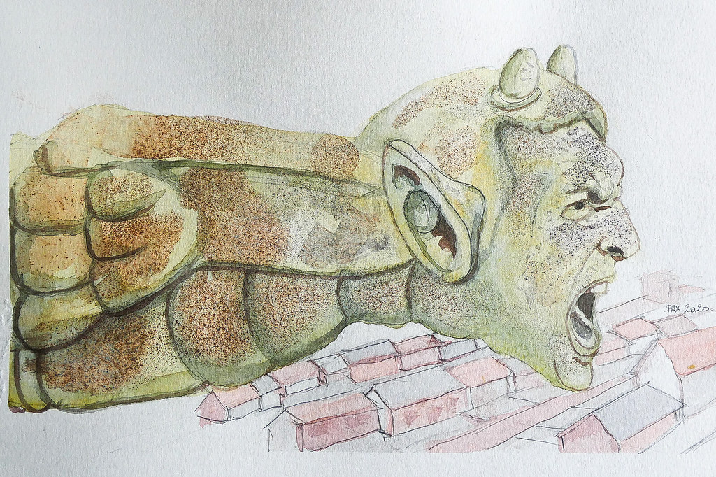 Gargoyle Mike for the love and for JKPP