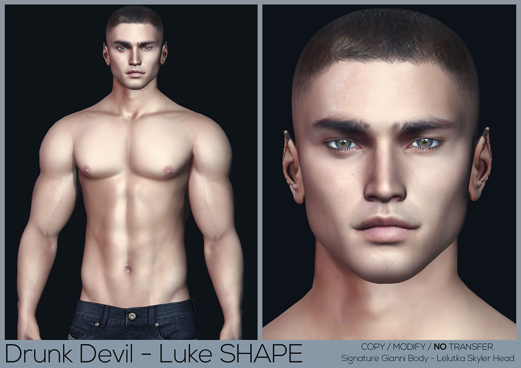 Drunk Devil – Luke #8 Shape