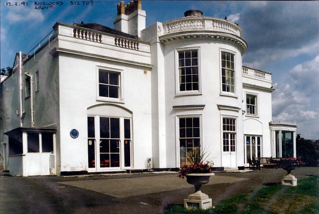 House, Norwood Grove, Norwood,  1991 TQ3170-001