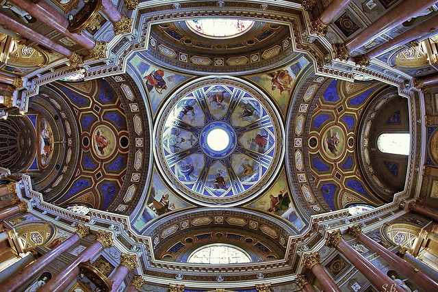 Basilica Santa Maria. Gallarate (VA).