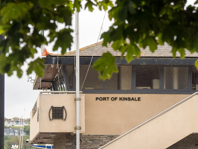 Kinsale Port Headquarters Photo: Bob Bateman