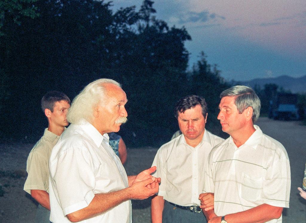Школа Щетинина: Смолин -осень 2002 года