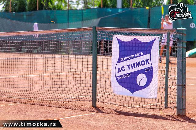 """Teniski turnir """"Timočka Krajina Open 2020"""" u Zaječaru"""