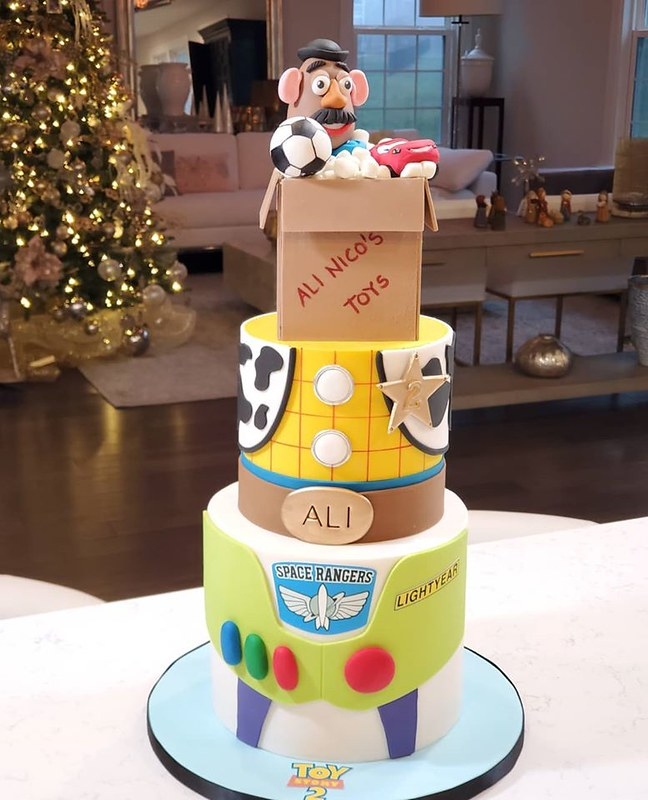 Cake by Eunice Cake Designs