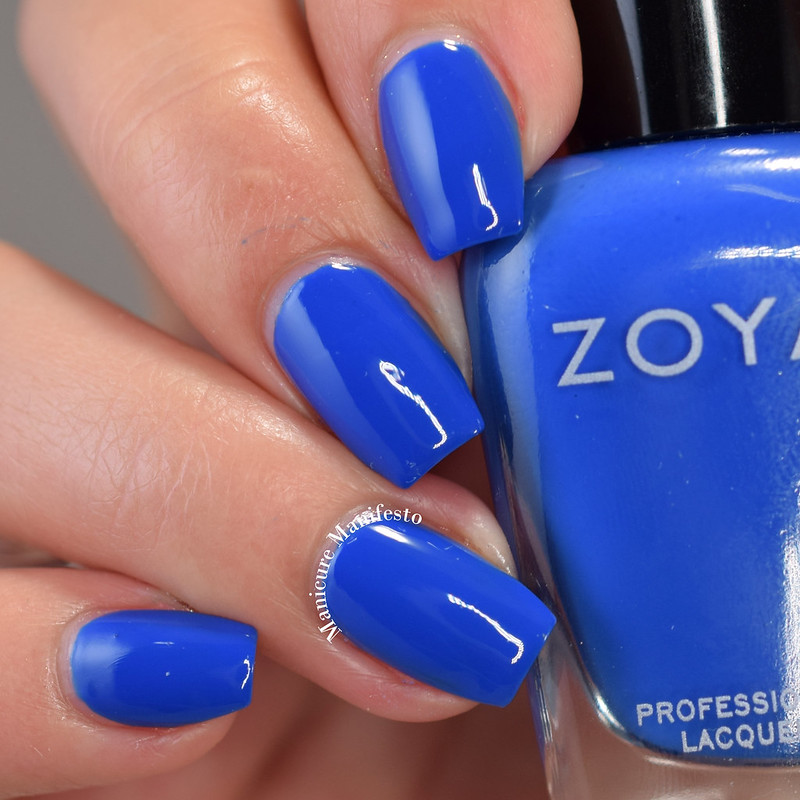 Zoya Splash swatch