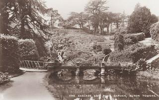 The Cascade and Rock Garden