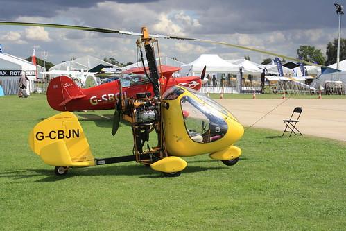 G-CBJN Rotary Air Force RAF-2000GTX-SE [PFA G/13-1335] Sywell 010919