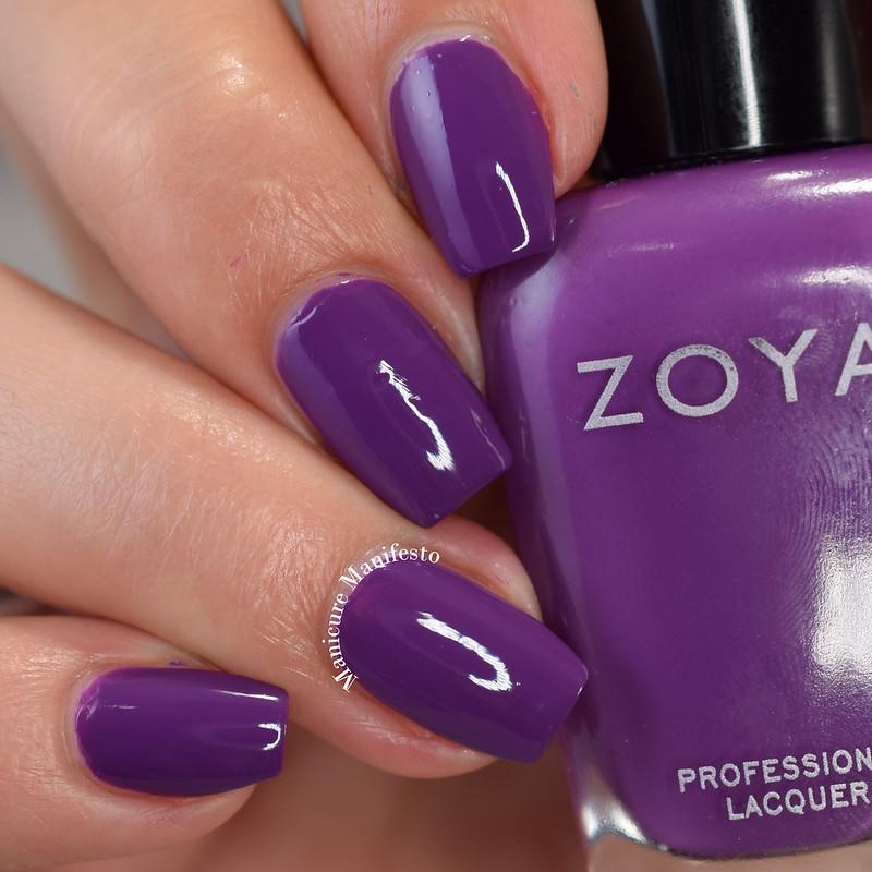 Zoya Splash swatch