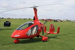 G-CIMT AutoGyro Europe Cavalon [RSUK CVLN 015] Sywell 300819