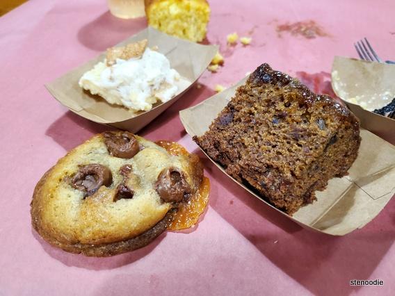 Adamson Barbecue desserts