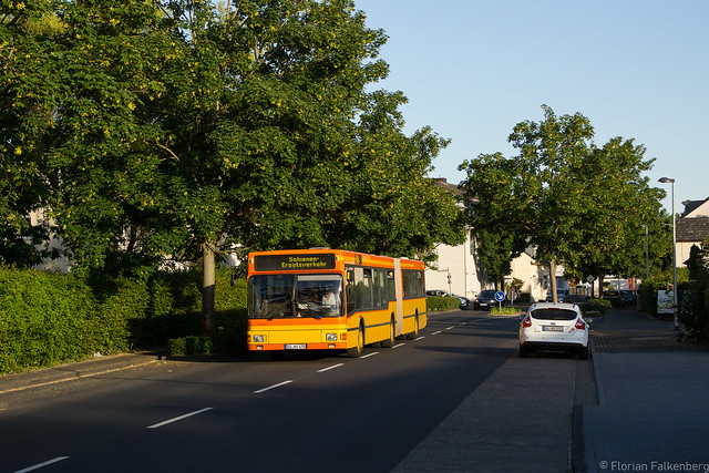 Brenner Omnibusbetrieb - SU-HV 478