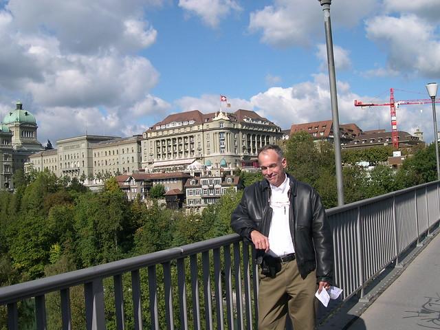 Bern, Bellevue Palace