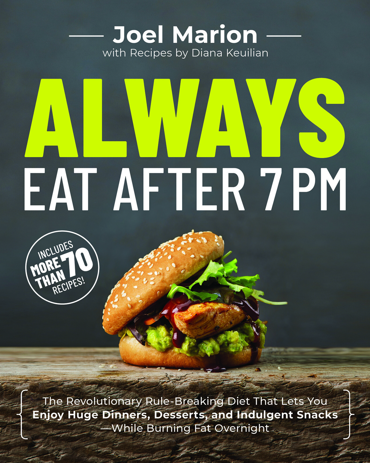 Reasons Why I Chose to Always Eat After 7PM to Keep Up AlwaysEatAfter7PM #AlwaysEatBook #BioTrust