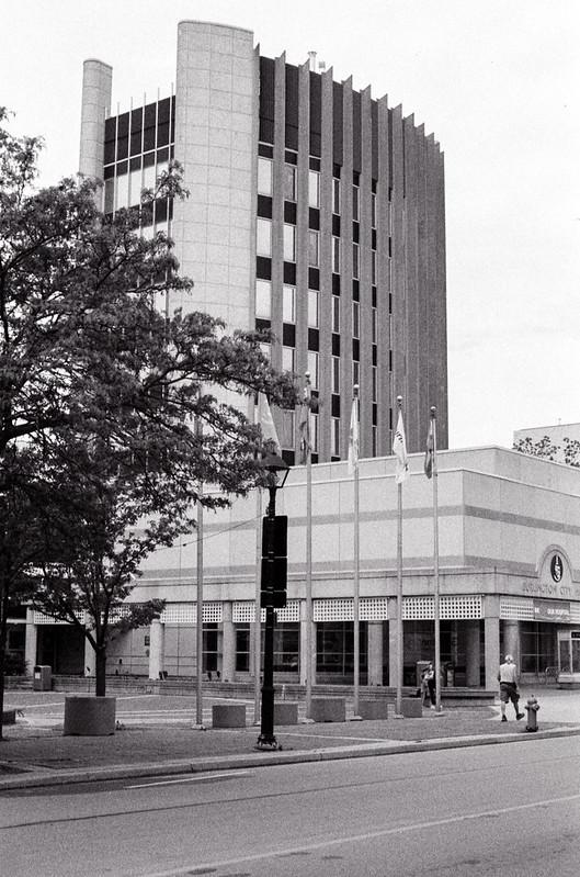 Burlington City Hall June 2020 two