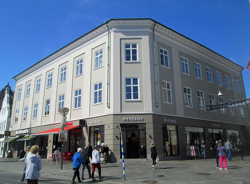 Aalborg Building, Denmark