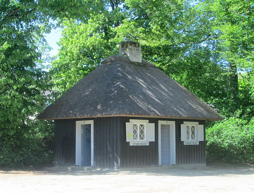 Aalborg Thatched Building, Baltic cruise,