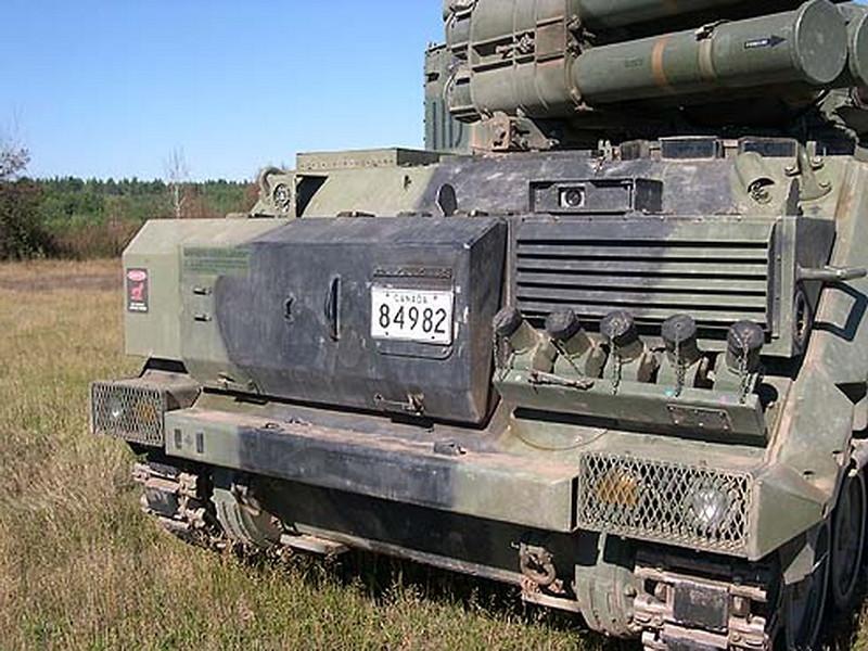 ADATS Air Defense Anti-tank System 5