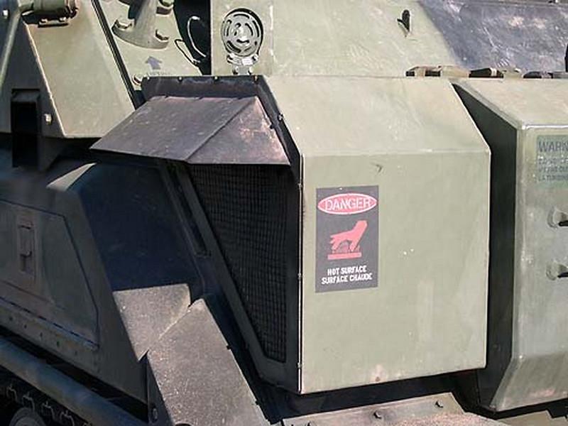 ADATS Air Defense Anti-tank System 3