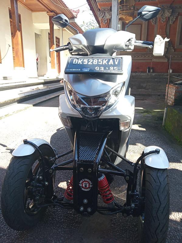 Yamaha FreeGo Burdeli FV
