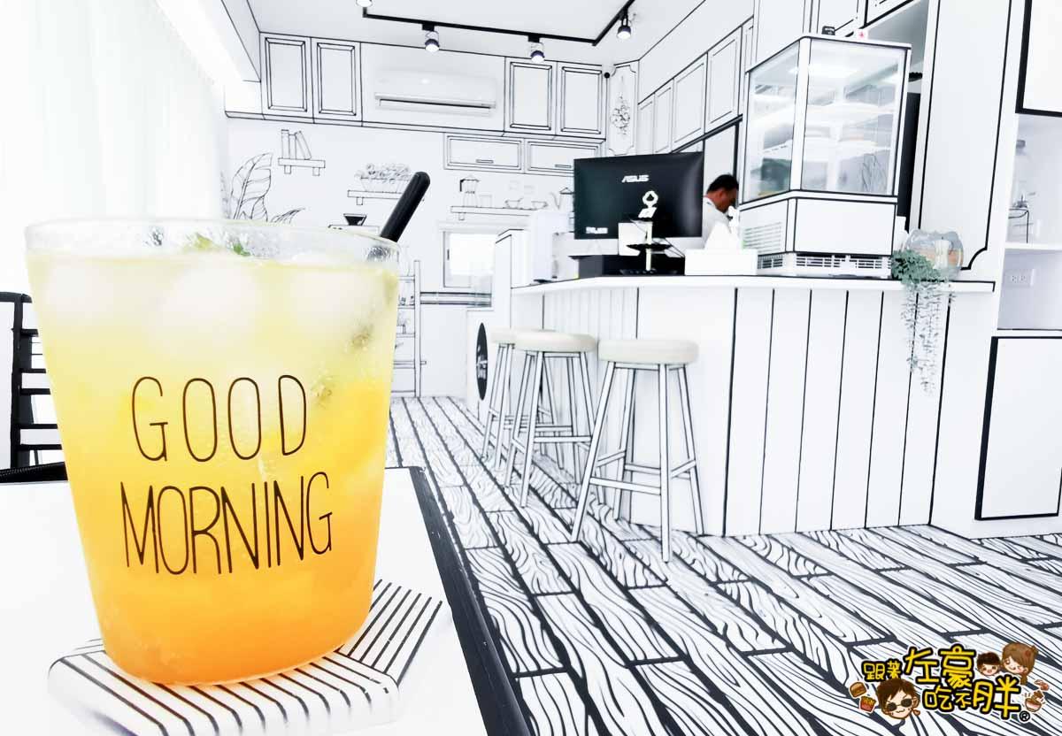 HO Caffee 2D Cafe(2D咖啡)禾旅宿Ho Hostel-墾丁夢幻島 度假別墅-3