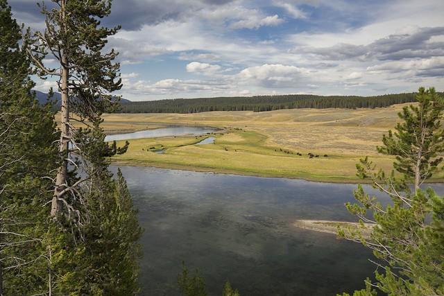 Yellowstone National Park,Wyoming,USA