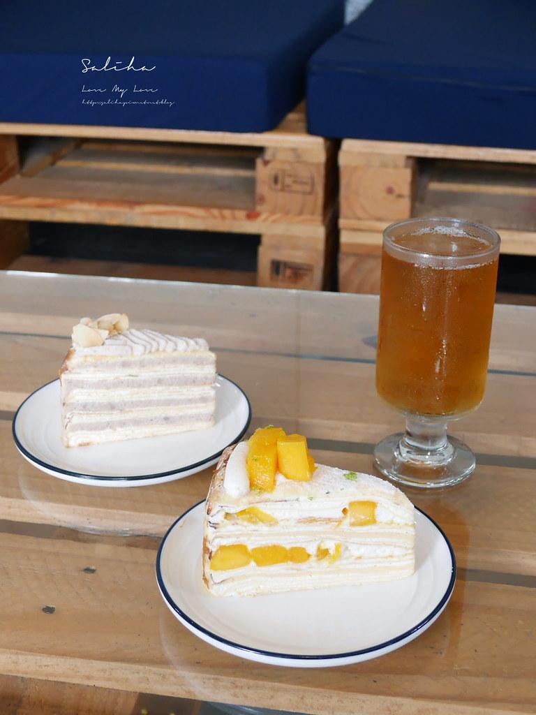 台北好吃甜點下午茶千層蛋糕生活在他方夜貓店貓空繪本咖啡廳 (4)