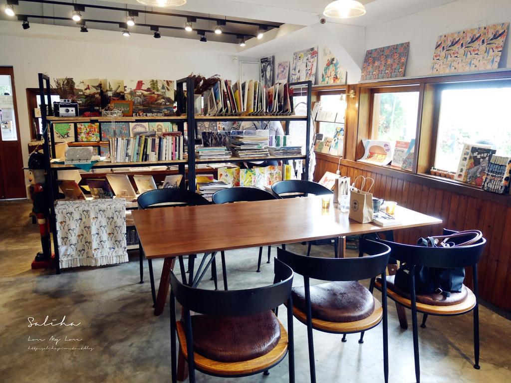 台北文青繪本咖啡廳下午茶推薦生活在他方夜貓店貓空一日遊景點 (2)