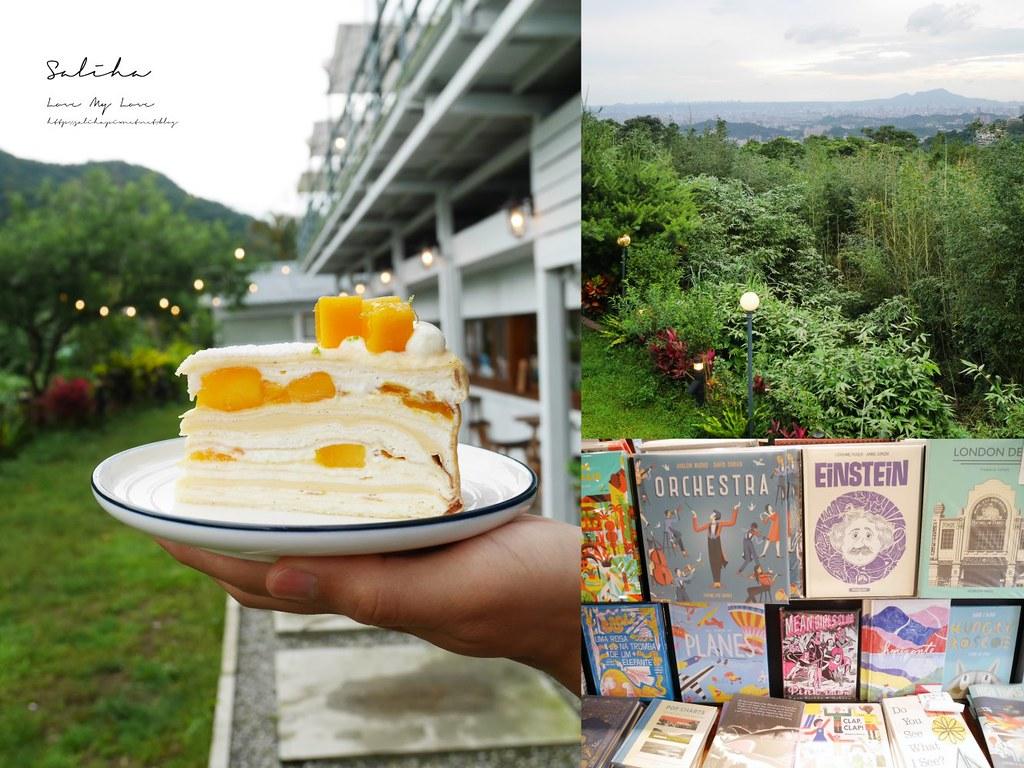 台北文山區貓空一日遊人氣文青咖啡廳下午茶生活在他方夜貓店好吃甜點 (5)