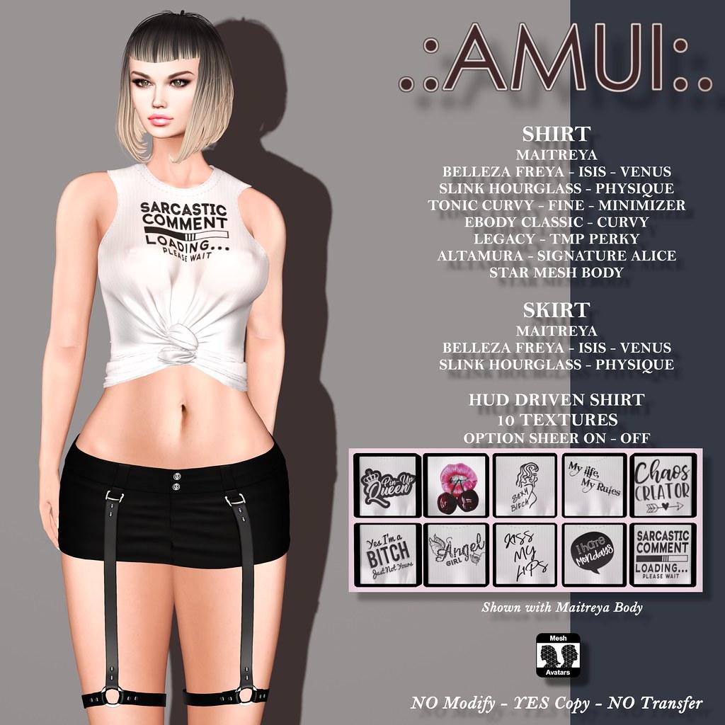 """.:AMUI:. """"Elvira"""""""