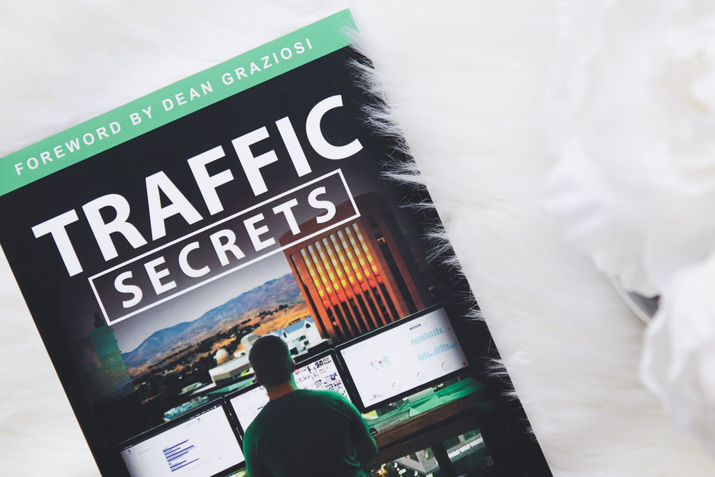 ncrease Traffic as an Influencer with Tips and Tricks from Russell Brunson #TrafficSecrets #RussellBrunson