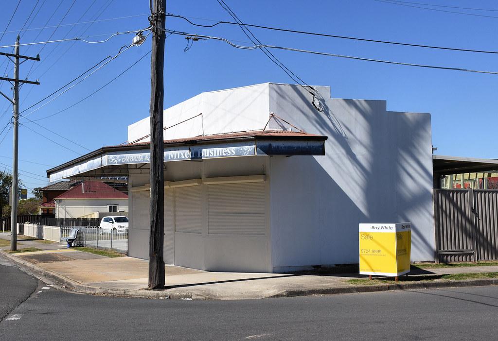 Former Shop, Fairfield, Sydney, NSW.