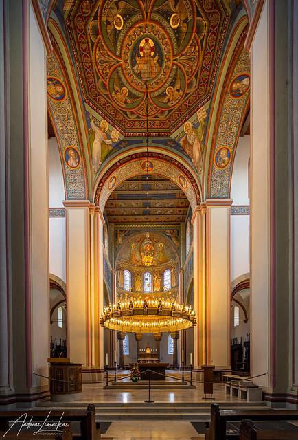 Basilika St.Godehard in Hildesheim (Chorraum)