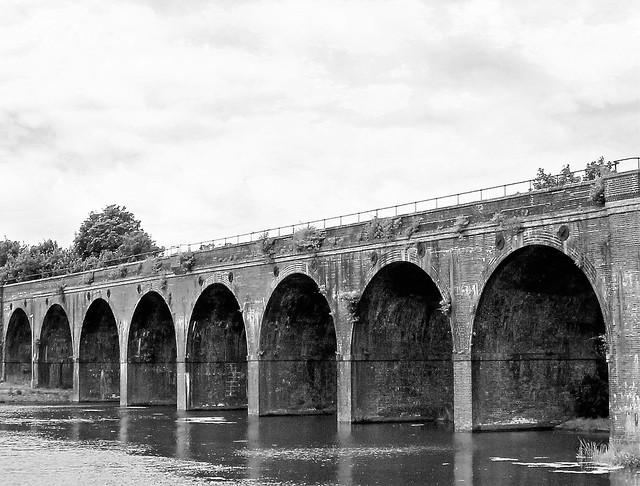 Viaduct High Tide