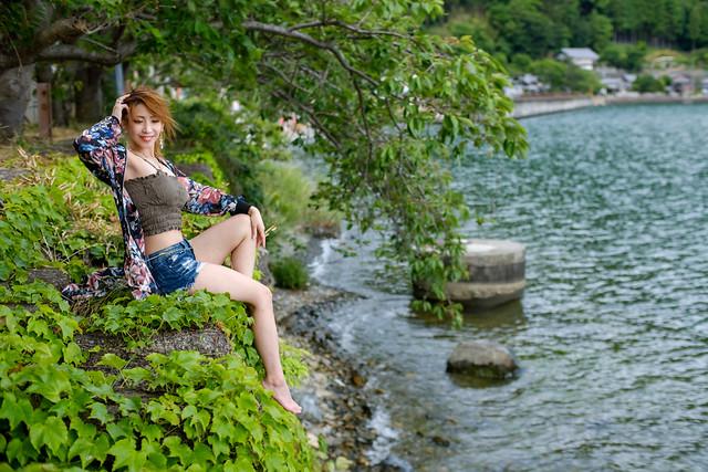 Early Summer Lake Wind