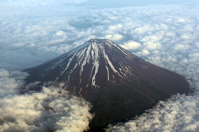 Mount Fuji, Japan - up close and personal