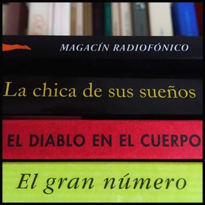 Magacín radiofónico en estado de alarma 11.6.20 #yomequedoencasa #frenarlacurva #haikusdestanteria #quedateencasa