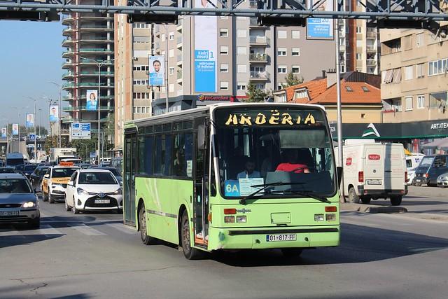 Arbëria, 01-817-FF