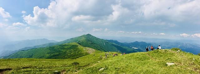 The Haituo Mountain, Beijing(京郊海坨山)