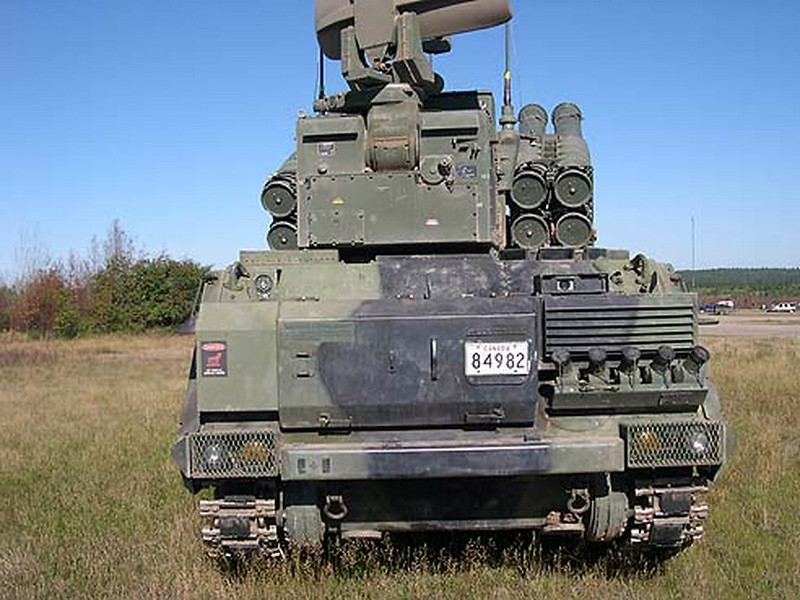 ADATS Air Defense Anti-tank System 1