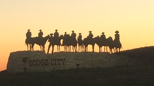 Dodge City Welcome Sign | by cpsnklcx81