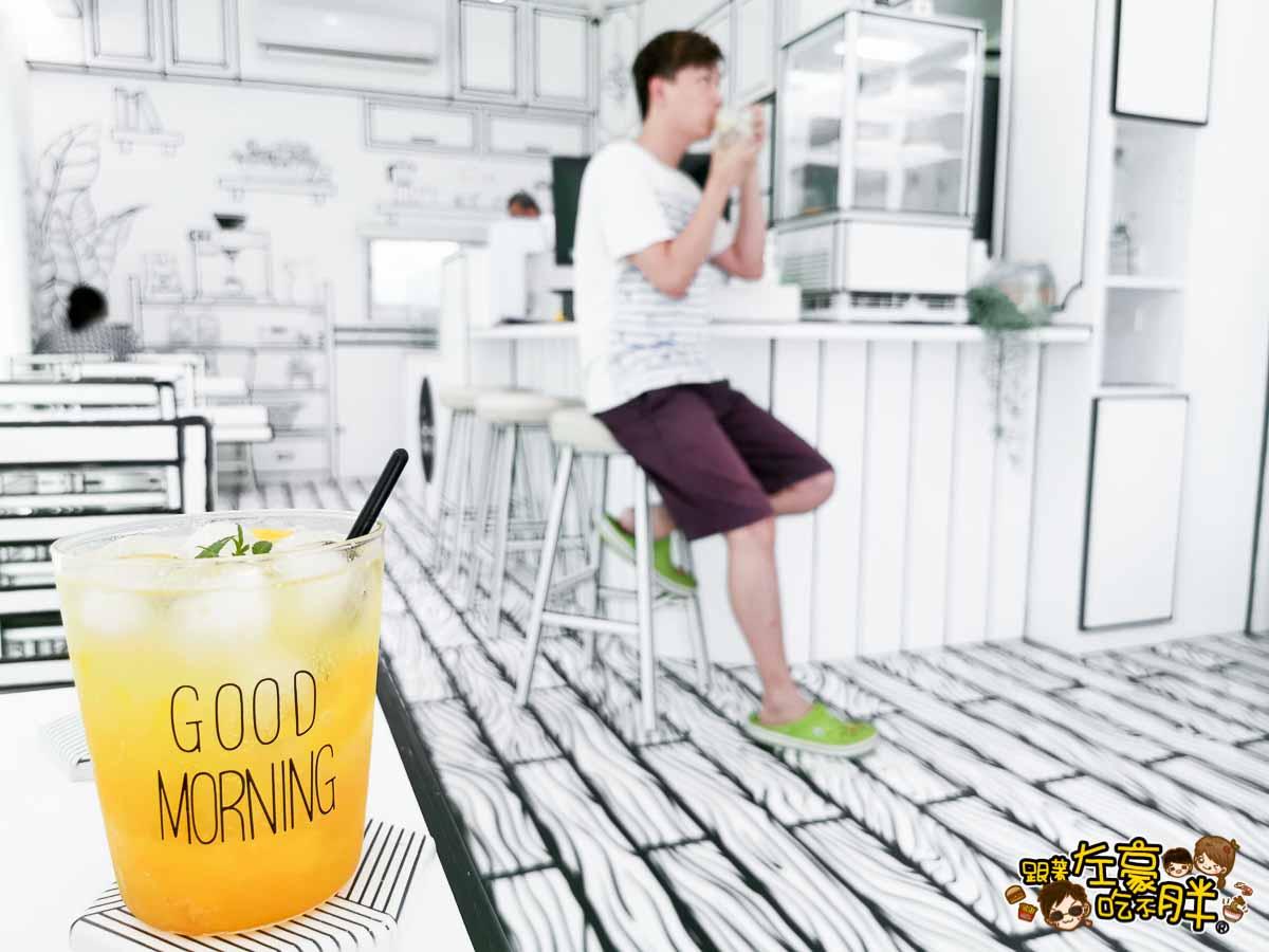 HO Caffee 2D Cafe(2D咖啡)禾旅宿Ho Hostel-墾丁夢幻島 度假別墅-2