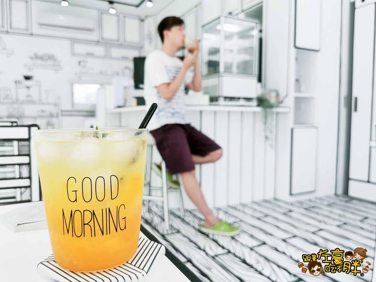 HO Caffee 2D Cafe(2D咖啡)禾旅宿Ho Hostel-墾丁夢幻島 度假別墅-1