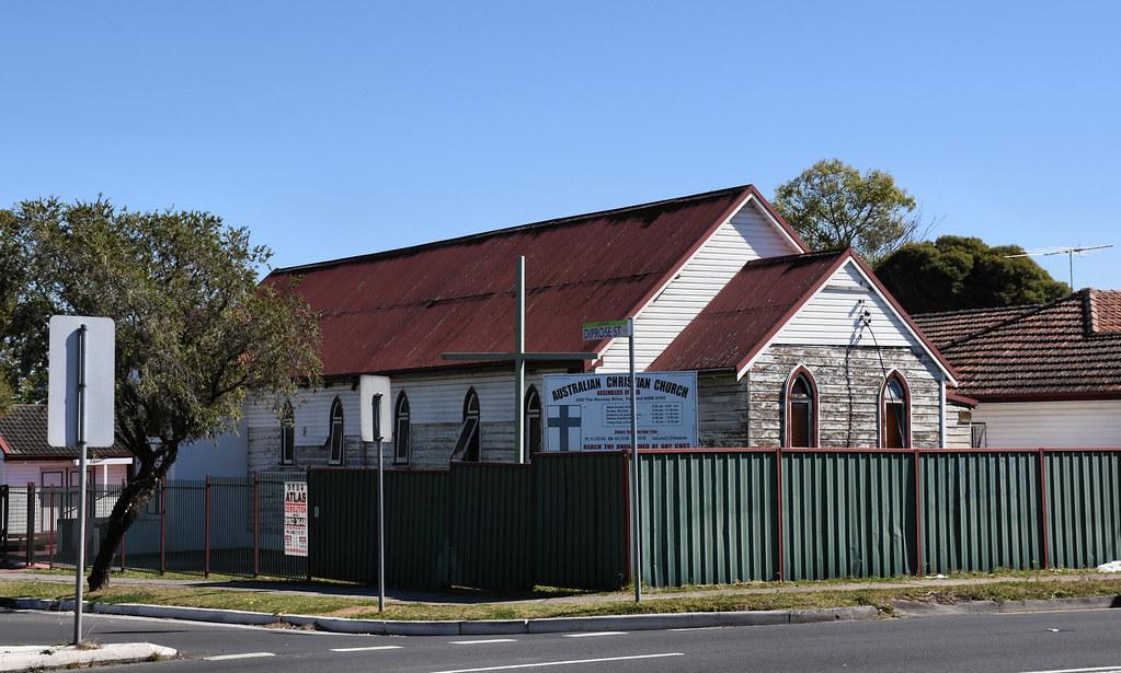 Australian Christian Church, Fairfield, Sydney, NSW.
