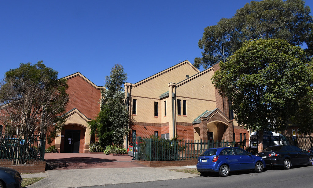 Anglican Church, Cabramatta, Sydney, NSW.