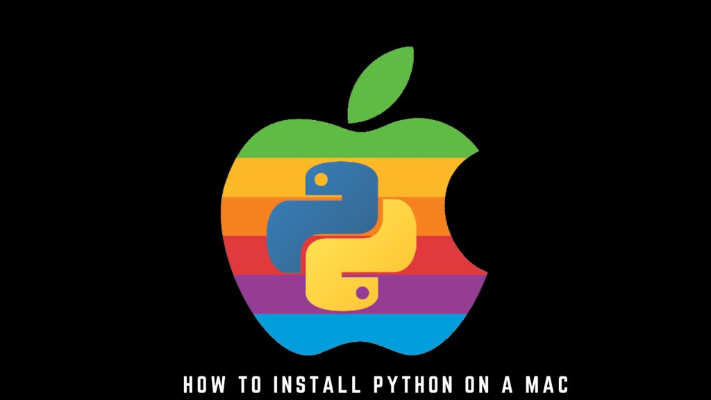 How to Install Python on a Mac