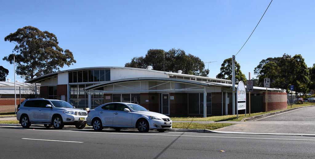 Ambulance Station, Carramar, Sydney, NSW.