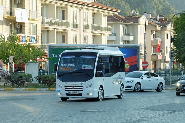 Fethiye Belediyesi 48BB3171, Fethiye