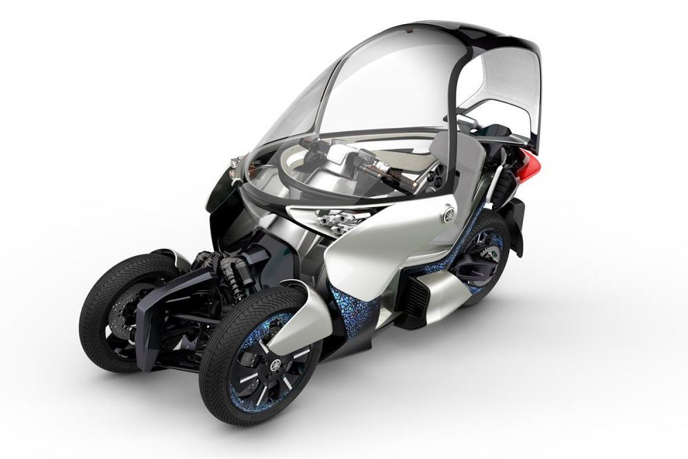 Yamaha MW-Vision Concept
