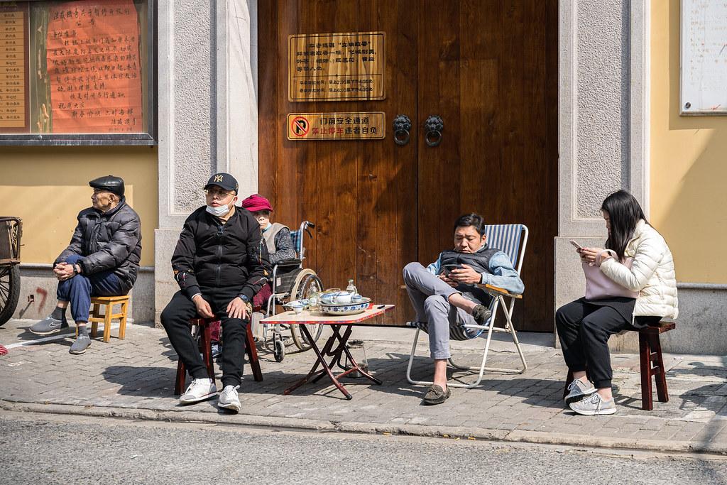 Paseo por Laoximen tras el COVID-19, uno de los barrios más antiguos de Shanghai en Nuestros reportajes49994413296_386d58eff6_b